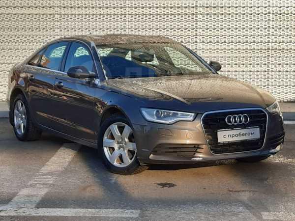 Audi A6, 2013 год, 962 450 руб.