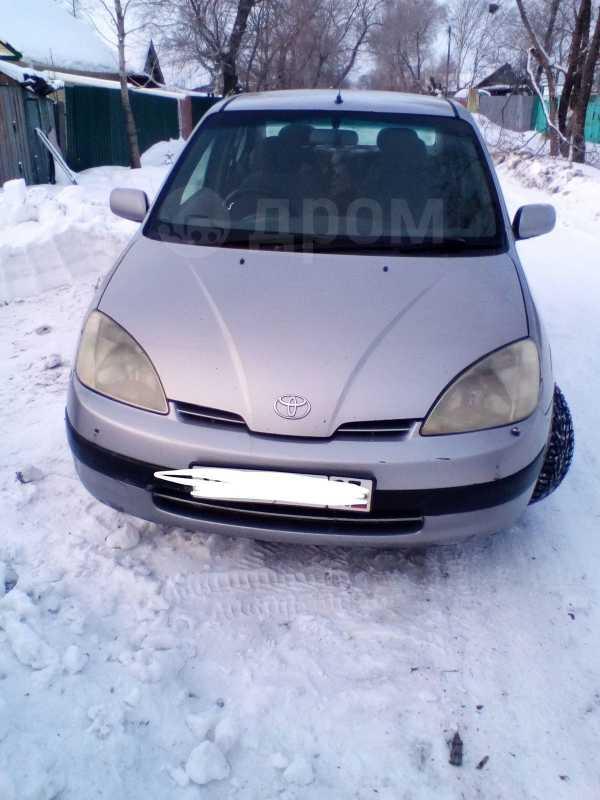 Toyota Prius, 1999 год, 160 000 руб.