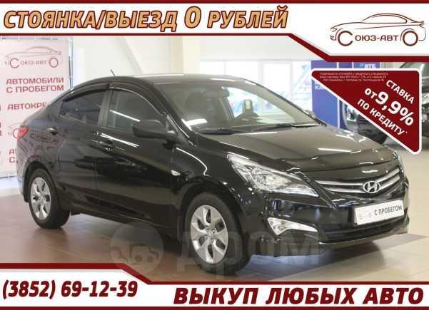 Hyundai Solaris, 2015 год, 575 000 руб.
