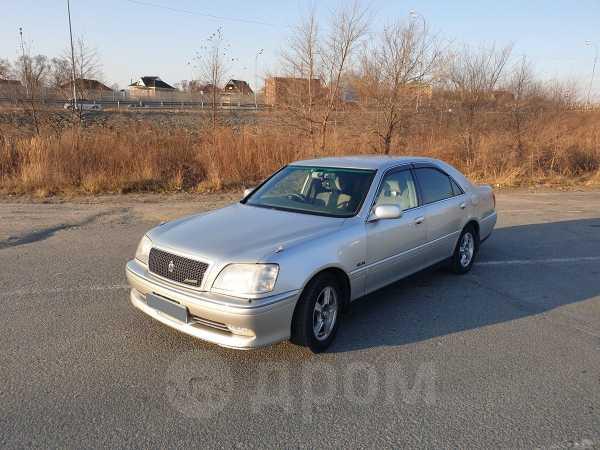 Toyota Crown, 2001 год, 415 000 руб.