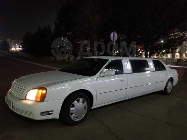 Cadillac DeVille, 2000 год, 630 000 руб.