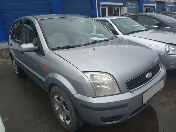 Ford Fusion, 2005 год, 268 000 руб.
