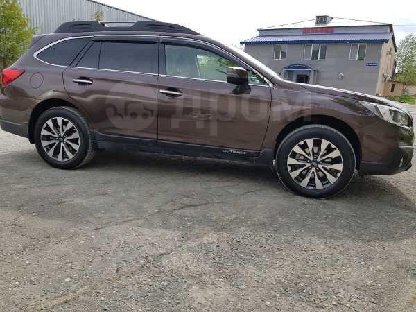 Subaru Outback, 2017 год, 2 190 000 руб.