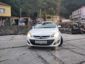 Сочи Astra 2013