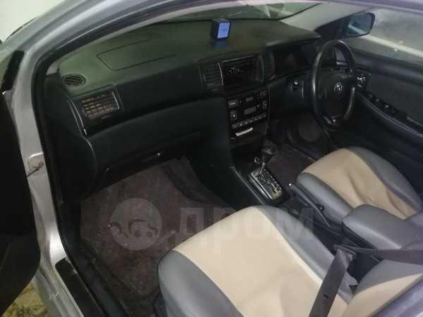 Toyota Corolla Fielder, 2004 год, 280 000 руб.