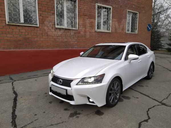Lexus GS350, 2012 год, 1 780 000 руб.