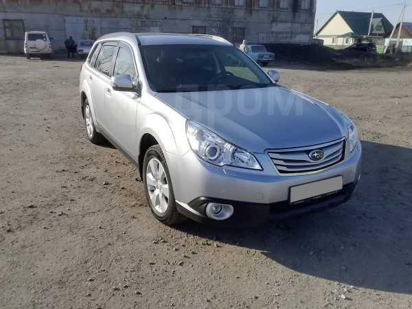 Subaru Outback, 2012 год, 999 000 руб.