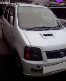 Мельниково AZ-Wagon 2001