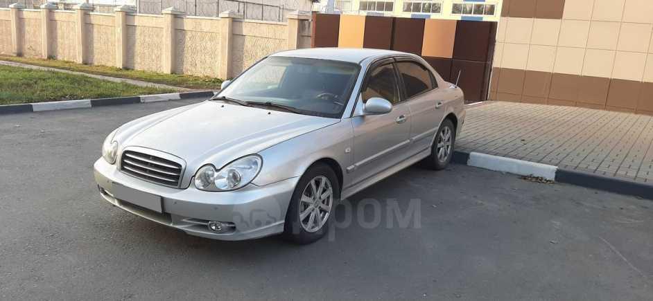 Hyundai Sonata, 2005 год, 215 000 руб.