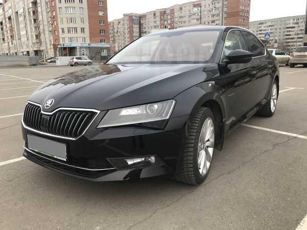 Skoda Superb, 2018 год, 1 499 000 руб.