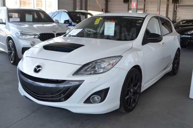Mazda Mazda3 MPS, 2013 год, 1 000 000 руб.
