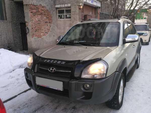 Hyundai Tucson, 2004 год, 390 000 руб.