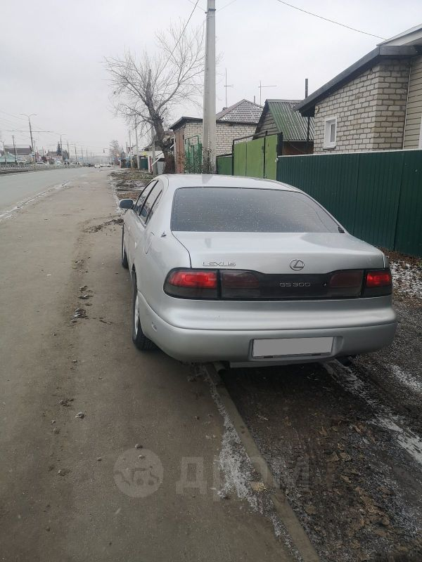 Lexus GS300, 1997 год, 475 000 руб.