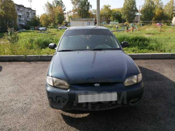 Hyundai Accent, 1998 год, 80 000 руб.