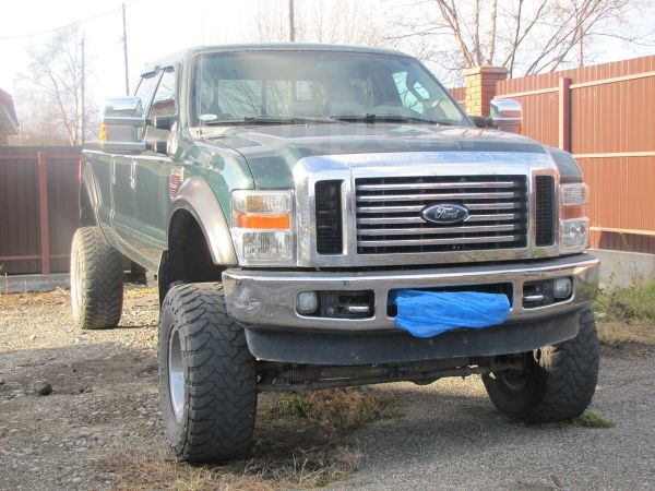 Ford F250, 2008 год, 2 250 000 руб.
