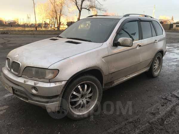 BMW X5, 2001 год, 250 000 руб.