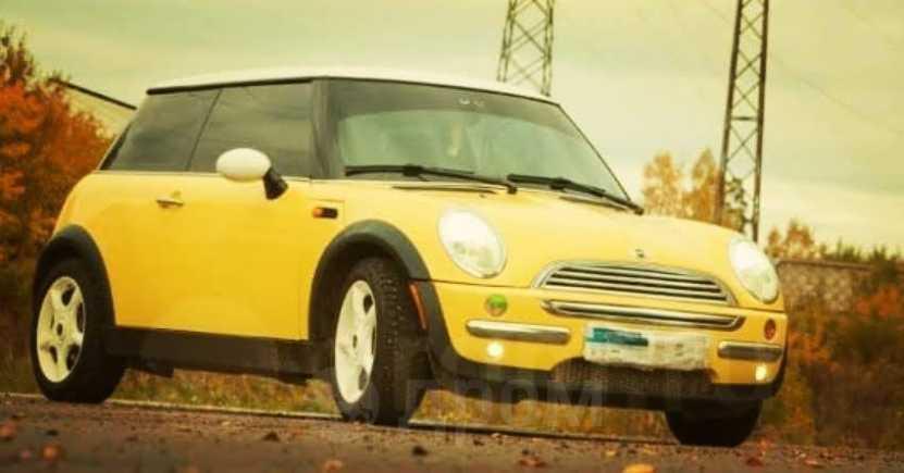 Mini Hatch, 2002 год, 370 000 руб.