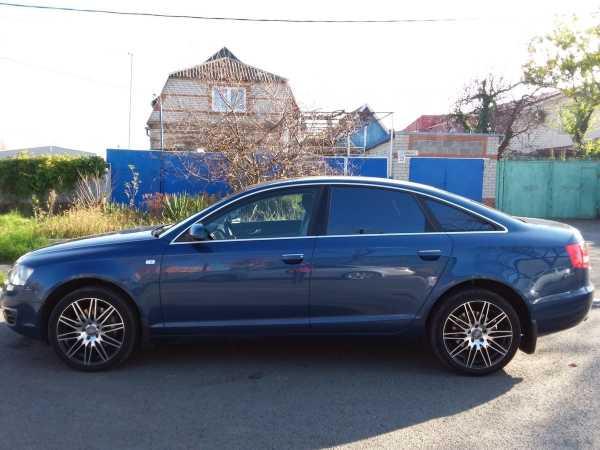 Audi A6, 2007 год, 560 000 руб.