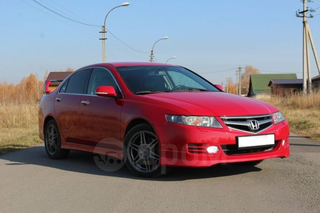 Honda Accord, 2007 год, 530 000 руб.