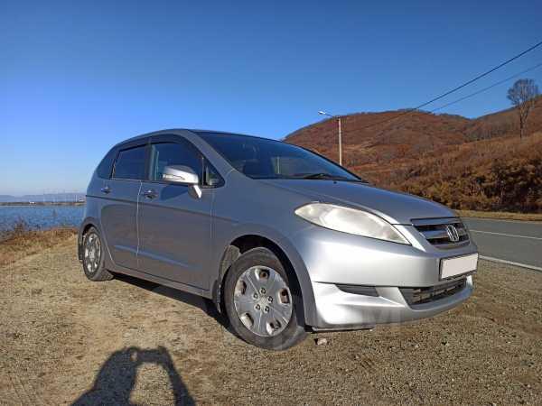 Honda Edix, 2004 год, 345 000 руб.
