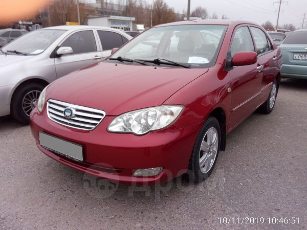 BYD F3, 2007 год, 229 000 руб.