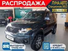 Якутск УАЗ Патриот 2019