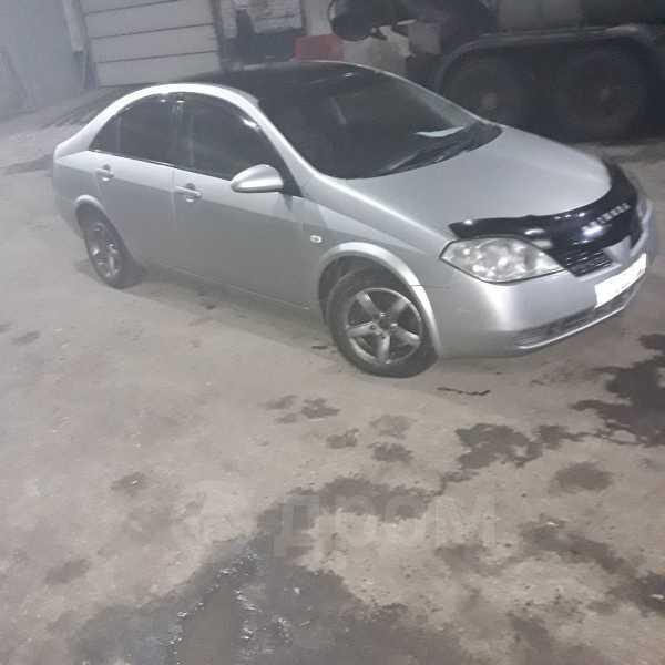 Nissan Primera, 2002 год, 90 000 руб.