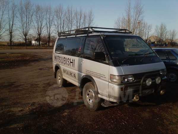 Mitsubishi Delica, 1993 год, 220 000 руб.