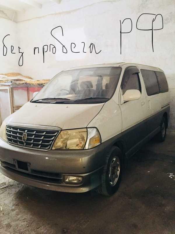 Toyota Grand Hiace, 2002 год, 330 000 руб.