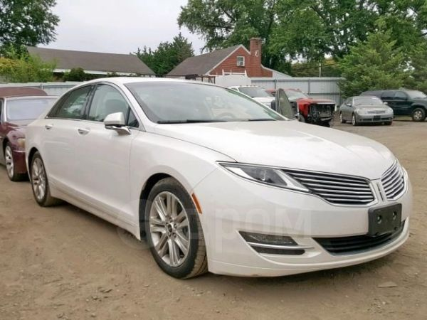 Lincoln MKZ, 2016 год, 1 500 000 руб.