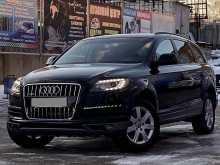 Иркутск Audi Q7 2011