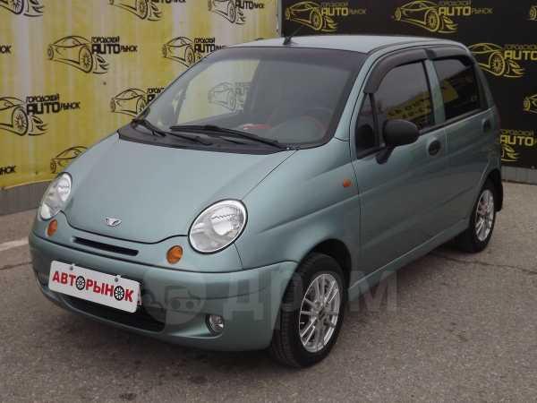 Daewoo Matiz, 2009 год, 139 000 руб.