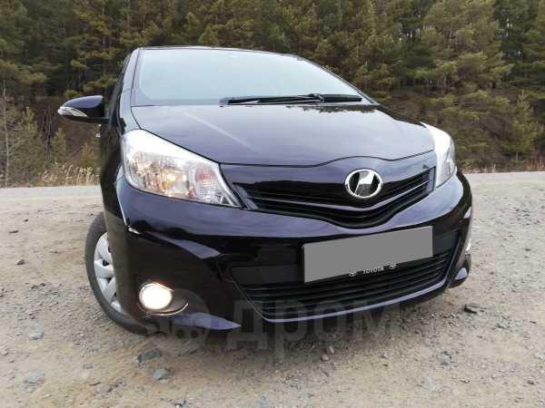 Toyota Vitz, 2013 год, 450 000 руб.