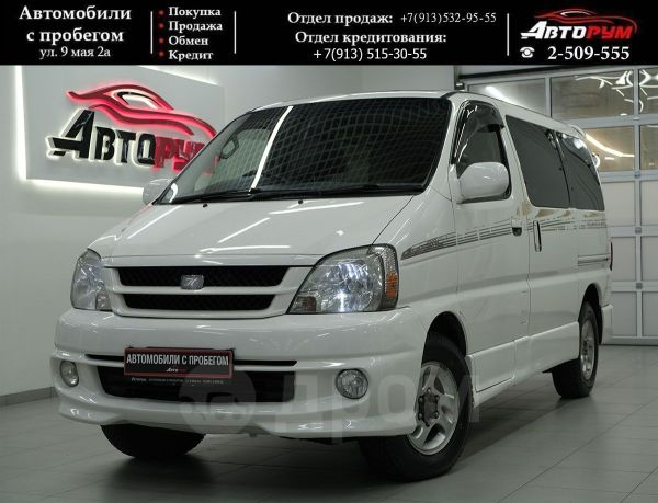 Toyota Touring Hiace, 2000 год, 547 000 руб.