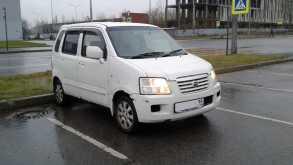 Санкт-Петербург Wagon R Solio 2002
