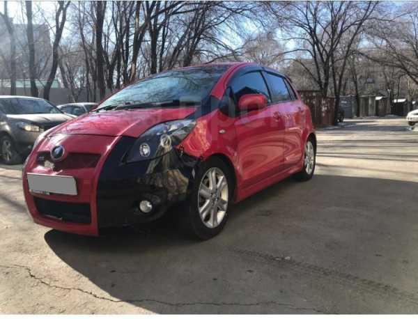 Toyota Vitz, 2006 год, 390 000 руб.