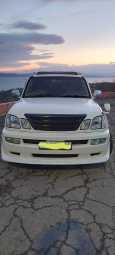 Toyota Land Cruiser Cygnus, 2000 год, 1 050 000 руб.