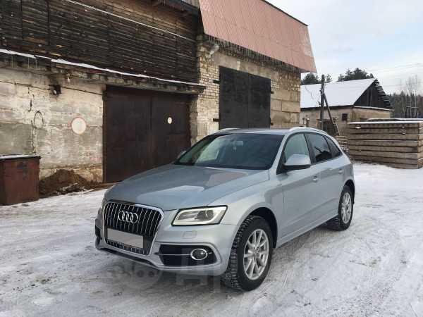 Audi Q5, 2012 год, 1 170 000 руб.