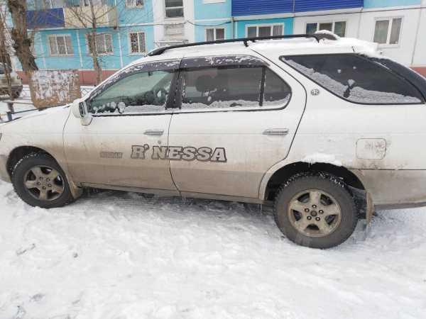 Nissan R'nessa, 1983 год, 235 000 руб.