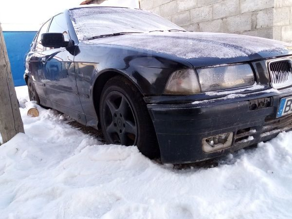 BMW 3-Series, 1992 год, 50 000 руб.