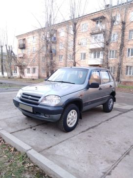 Усолье-Сибирское Niva 2006