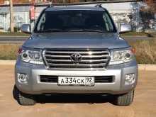 Севастополь Land Cruiser 2012