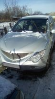 SsangYong Actyon Sports, 2010 год, 450 000 руб.