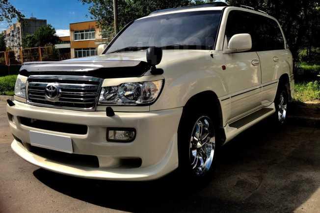 Toyota Land Cruiser, 2000 год, 970 000 руб.