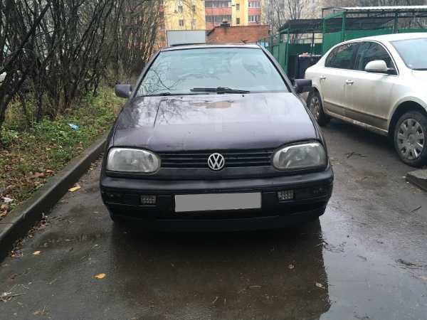 Volkswagen Golf, 1993 год, 65 000 руб.