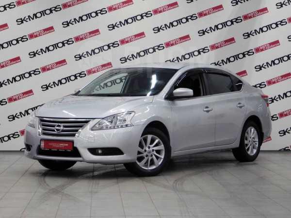Nissan Sentra, 2014 год, 635 500 руб.