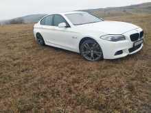 Гвардейское BMW 5-Series 2010