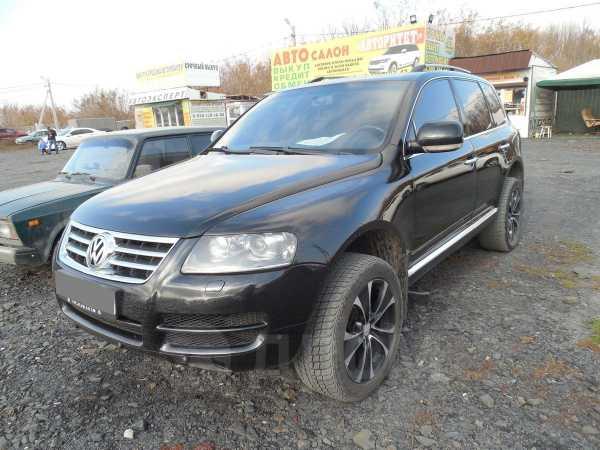 Volkswagen Touareg, 2005 год, 580 000 руб.
