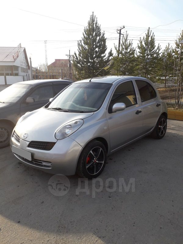 Nissan March, 2004 год, 250 000 руб.