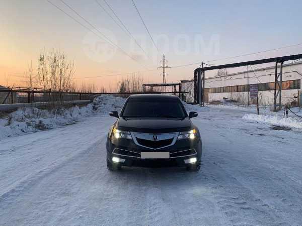 Acura MDX, 2012 год, 1 400 000 руб.